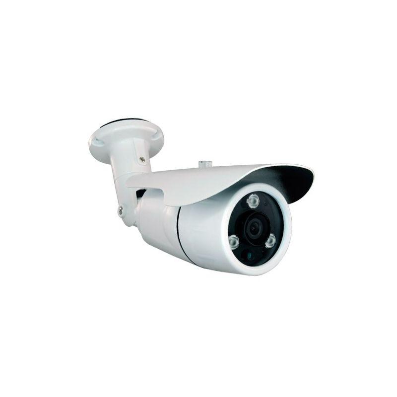 C mara de vigilancia de exterior con audio hdcvi full hd for Camara vigilancia exterior