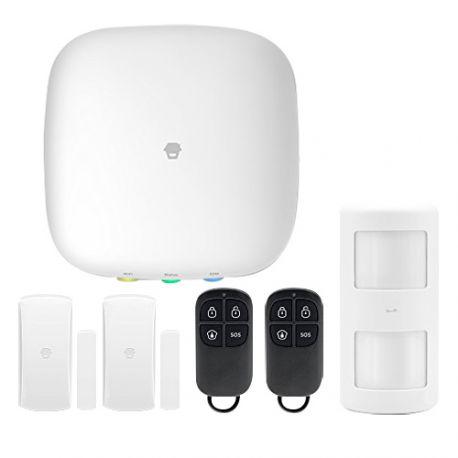 Kit de Alarma Chuango H4PLUS con Wifi y GSM