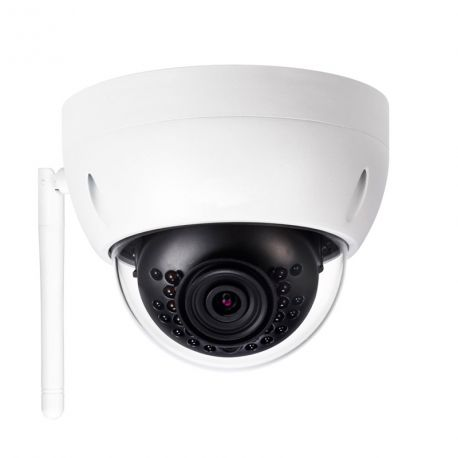 XS-IPDM843H-4W Cámara IP Wifi domo X-Security antivandálica, 4 Mpx