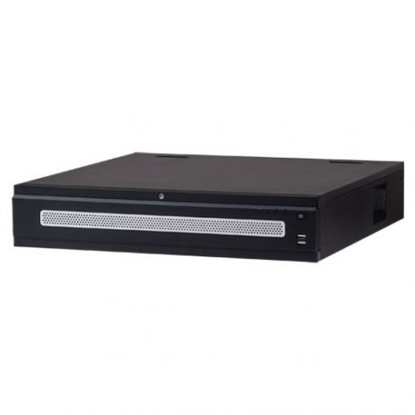 Grabador X-Security de cámaras IP de 128 canales de 12 Mpx y alarmas, admite 8 HDD