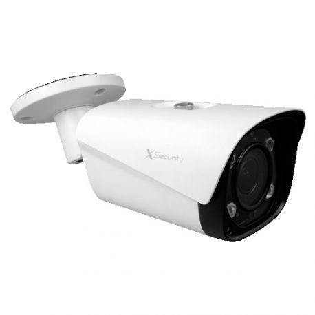 Cámara IP exterior X-Security, 2 Mpx., Zoom manual 4x, visión nocturna 60m