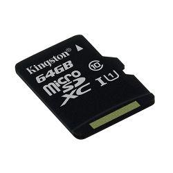 Tarjeta de memoria MicroSD de 64 Gb