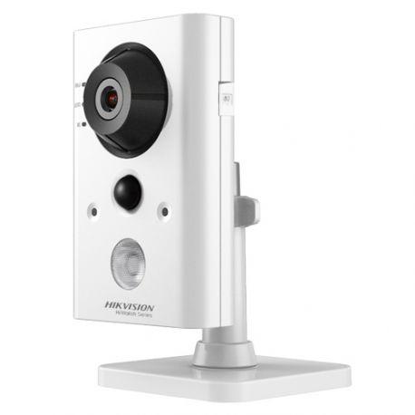 Cámara IP Wifi Hikvision con sensor de alarma, 2 Mpx, 105 grados, alcance IR 10m