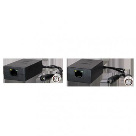 BA607PV-HD Transceptor activo por par trenzado
