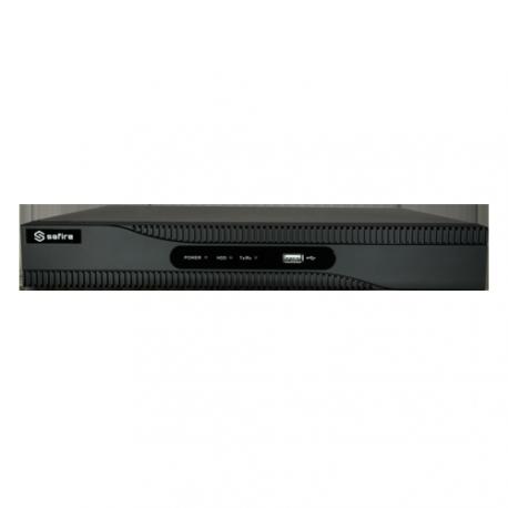 SF-HTVR8104AP-HEVC Videograbador 5n1 Safire H.265+