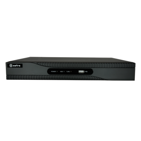 SF-HTVR8432A-HEVC Videograbador 5n1 Safire H.265 Pro+