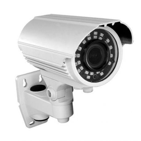 Cámara de vigilancia de exterior 4 en 1, HD 720p, Zoom manual x4, visión nocturna 40m