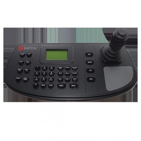 SF-KB1200 Teclado de control por red Safire