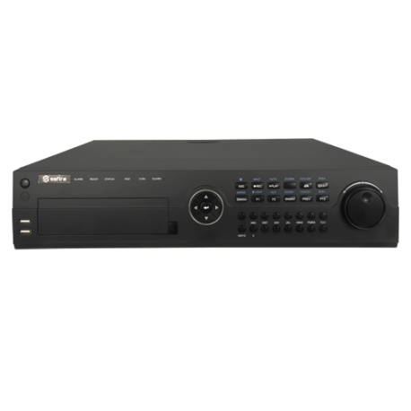 SF-NVR8864-4K Grabador NVR para cámaras IP