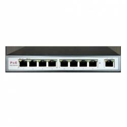 SW0904POE-65W Switch PoE