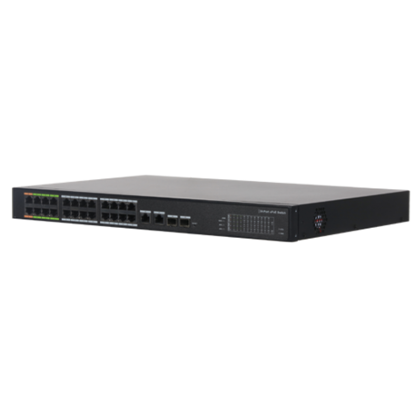 XS-SW2624EPOE-360 Switch ePoE X-Security