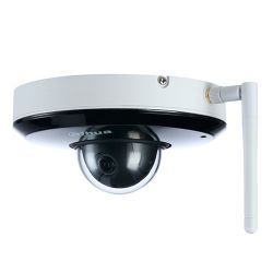 SD1A200T-GN-W Domo motorizada IP Wifi Dahua, 2 Mpx, 102 grados, IR 15m
