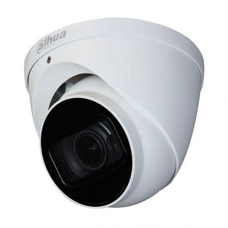 HAC-HDW2501TP-Z-A Domo Dahua 4n1, 5 Mpx, Zoom 5x, IR 60m con audio