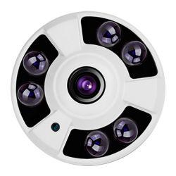 T361-2E4N1-WIDE Domo 4 en 1, Full HD 1080p, ojo de pez 150 grados, IR 30m