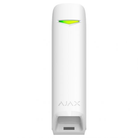 AJ-CURTAINPROTECT-W Detector PIR tipo cortina Ajax