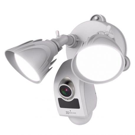 EZ-CS-LC1-A0-1B2WPFRL Cámara Wifi Ezviz 2 Mpx con focos y sirena