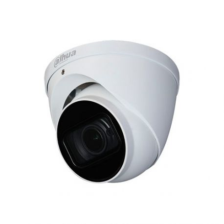 HAC-HDW2241T-Z-A Domo Dahua 4n1, 2 Mpx, Zoom 5x, IR 60m con audio