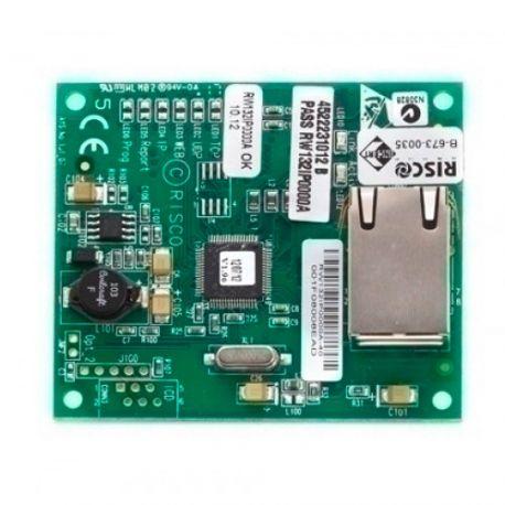 RP512IP0000A Módulo de Internet TCP/IP Multi-Socket de RISCO