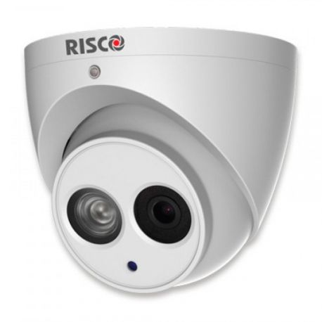 RVCM72P1200A Domo IP 2 Mpx. para Vídeo Verificación VUpoint RISCO, IR 50m