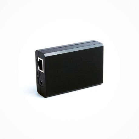 Inyector PoE para cámaras IP