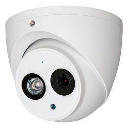 XS-T885A-4P4N1 Domo X-Security, 4 Mpx., 110 grados, visión nocturna 30m con audio