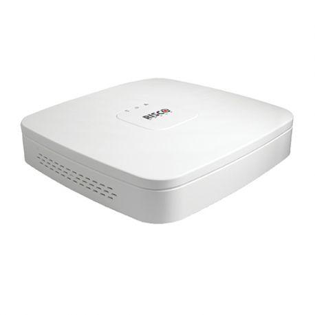 RVNVR040020A Grabador NVR RISCO VUpoint de 4 canales IP