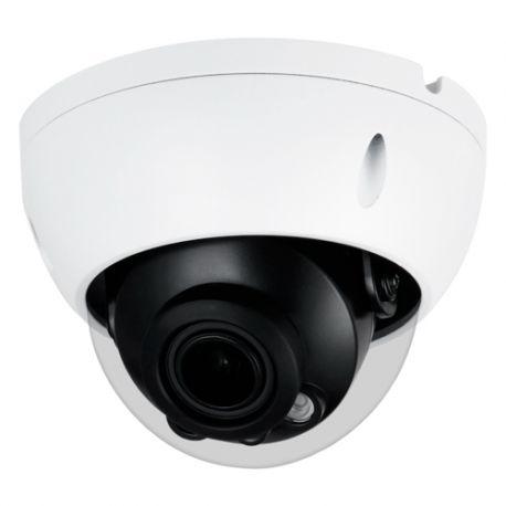 XS-IPD844ZSWH-2U Domo IP X-Security antivandálica, 2 Mpx, Zoom 5x, visión nocturna 40m