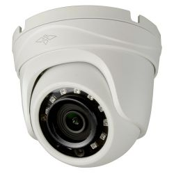 XS-IPT741WH-2P Domo IP X-Security, 2 Mpx, 105 grados, alcance IR 30m