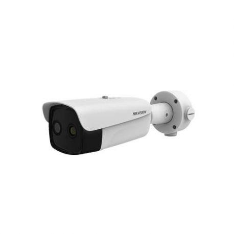 DS-2TD2636B-15/P Cámara Termográfica IP Hikvision Dual, Detección 4.5 ~ 9 m
