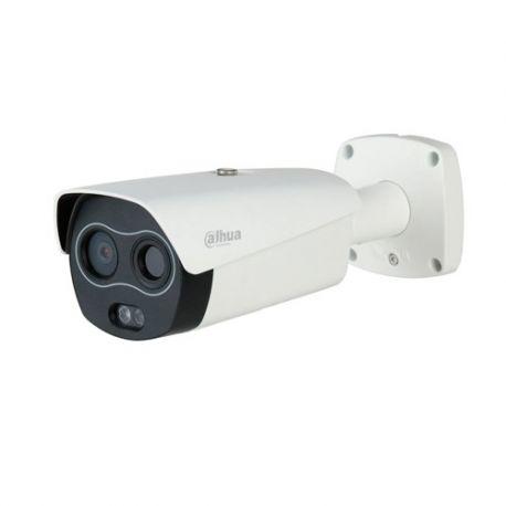 TPC-BF5421P-TB13F8-HTM Cámara Termográfica IP Dahua Dual, Detección 3 m