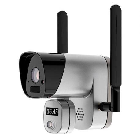 IPB503A-2TW Cámara termográfica IP Wifi, Detección 1.5 m