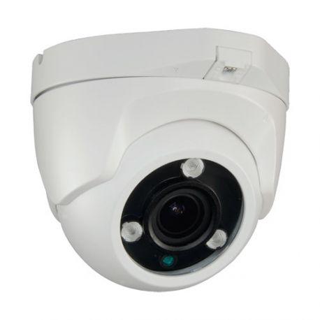 DM957V-Q4N1 Cámara domo 4 en 1, 5Mpx/4Mpx PRO, Zoom manual 5x, alcance IR 40m