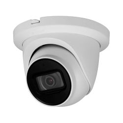 XS-IPD744SWHA-4P Domo IP X-Security, 4 Mpx PRO, 102 grados, visión nocturna 30m con micro