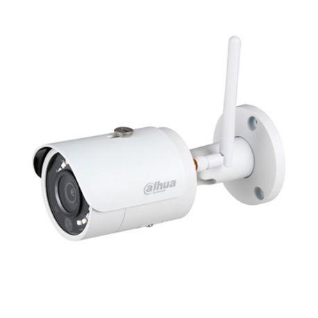 IPC-HFW1435S-W-S2 Cámara IP Wifi Dahua de exterior, 4 Mpx, 97 grados, IR 30m