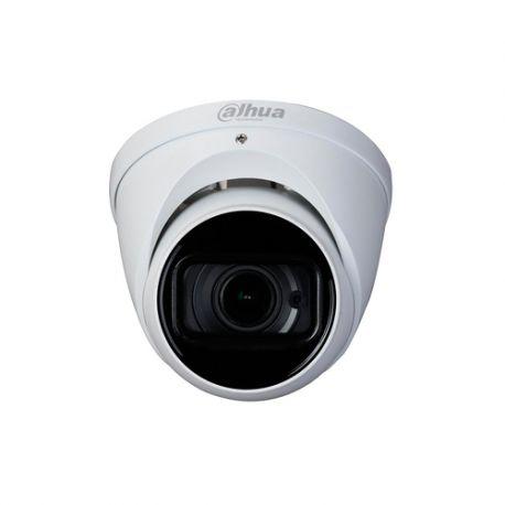 HAC-HDW1801T-Z-A Domo 4 en 1 Dahua 8Mpx (4K), Zoom 5x, IR 60m con micro