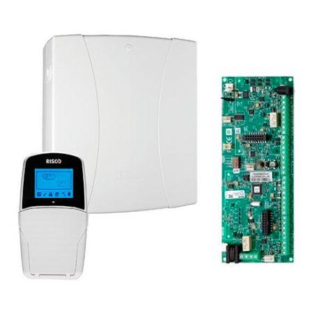 RM432NPP0SPC Kit Central LightSYS 2 con Caja y Teclado LCD con Lector Proximidad