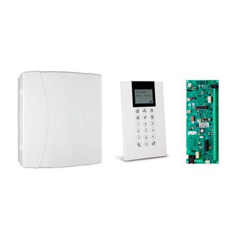 RM432NP00SPC Kit Central LightSYS 2 con Caja y Teclado Panda