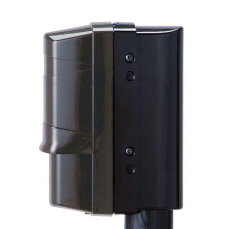 BC-3 Cubierta trasera para barreras de infrarrojos de Optex de 2 haces en montajes a poste.