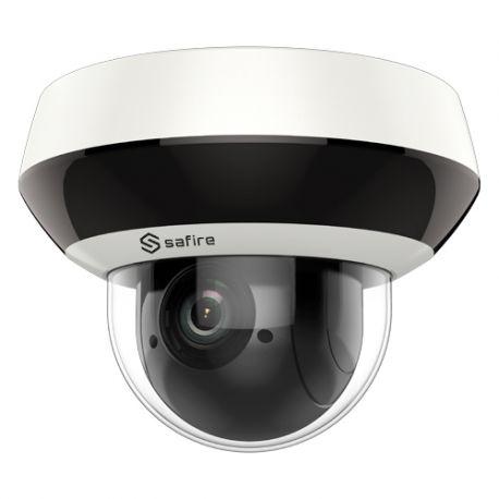 SF-IPSD5104IWHA-4PW Cámara motorizada IP WIFI Safire 4 Mpx, Zoom 4x, IR 20m con micro