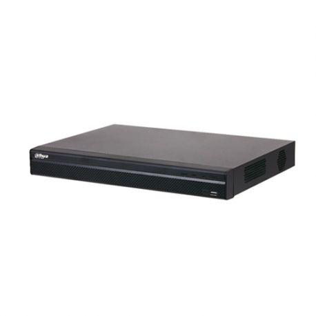 NVR4216-4KS2/L Grabador Dahua de cámaras IP de 16 canales de 8 Mpx. con alarmas