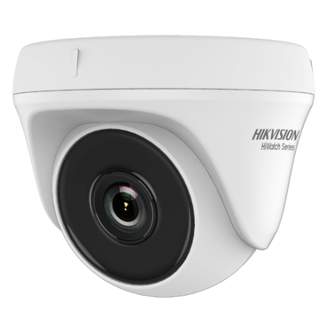 HWT-T120-P Cámara domo Hikvision 1080p, 103 grados, IR 20m