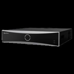 SF-NVR8416-4K-16FACE Grabador NVR Safire 16 CH con Reconocimiento facial y alarmas, admite 4 HDD