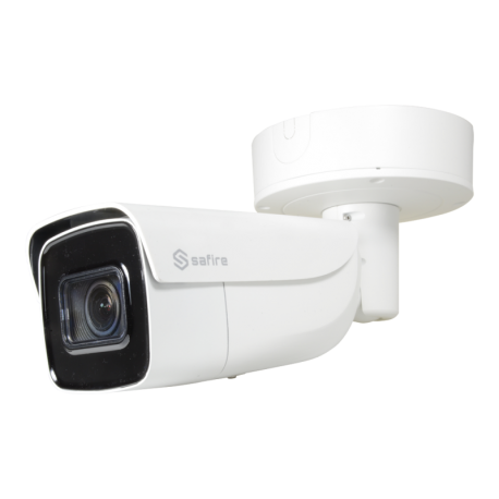 SF-IPB798ZUWH-4U-AI2 Cámara IP Safire 4 Megapixel, Zoom 4x, IR 60m