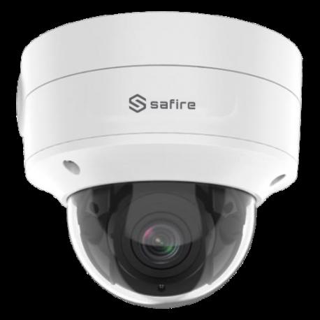 SF-IPD825ZUWHA-8U-AI2 Cámara IP Safire 8 Mpx (4K), Zoom 4x, IR 40m
