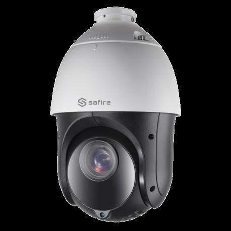 SF-IPSD6015UIWH-4P Cámara motorizada IP Safire 4 Megapixel, Zoom 15x, IR 100m