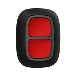 AJ-DOUBLEBUTTON-B Doble botón de pánico bidireccional Ajax negro