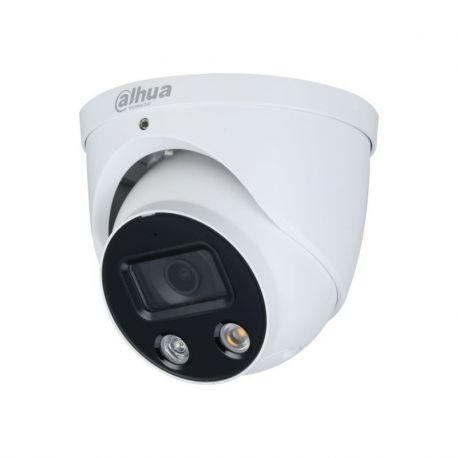 IPC-HDW3449HP-AS-PV Domo IP Dahua 4 Mpx, 103 grados, Full-Color IR 30m con micro