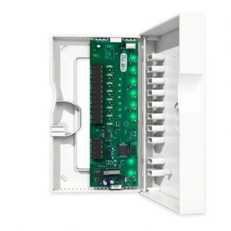 ZX82 Módulo Paradox expansor de 8 zonas cableadas Grado 3 con caja