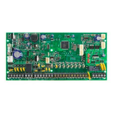 SP6000 Central Paradox Spectra Plus, 8 zonas cableadas, Grado 2