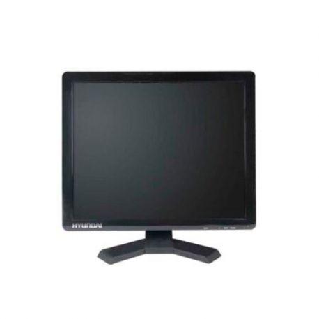 "Monitor de Videovigilancia LED de 15"" Multimedia HYUNDAY"